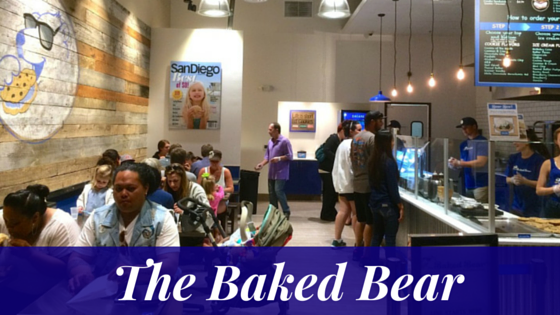 The Baked Bear Open In La Costa Town Square